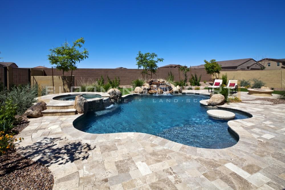 Pool Positioning Determining Landscape Design