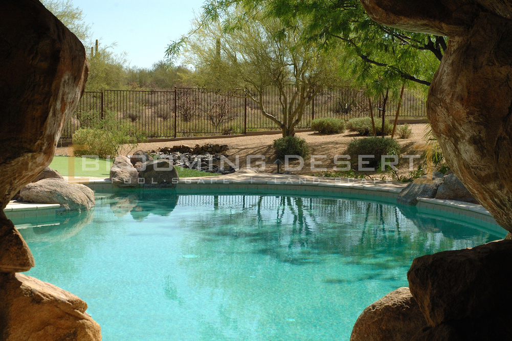 Top 10 Types of Pool Features - Blooming Desert